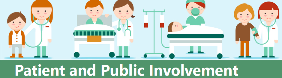 Patient and Public Involvment